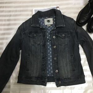 Anthro Daughters of the Liberation Jeans Jacket